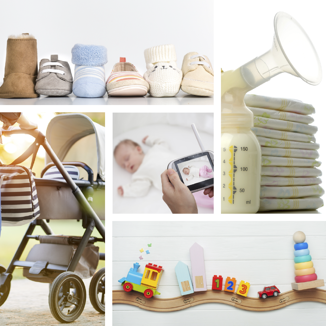 newborn, baby registry, baby shower